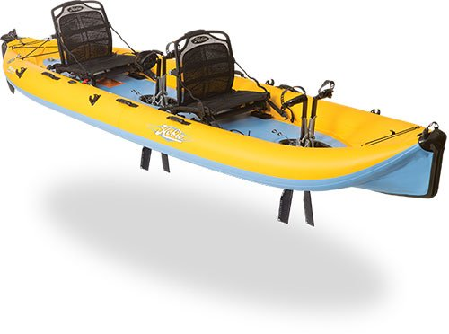Mirage i14t Hobie Kayak from Tamar Marine