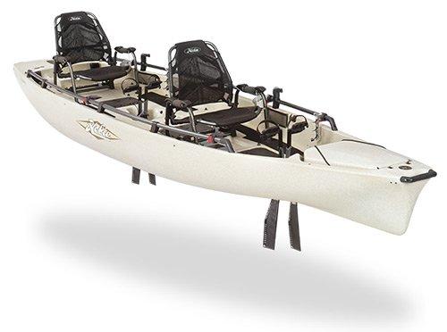 Hobie Mirage Pro Angler 17T Kayak in white