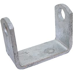 Trailer Roller Bracket Double