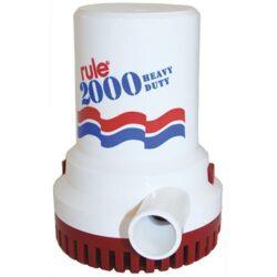 Rule Heavy Duty Bilge Pump