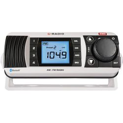 Gme Gr300 Am/fm Radio With Bluetooth
