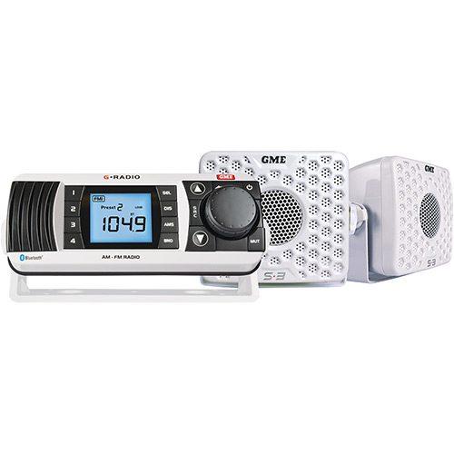 Gme Gr300 Am/fm Radio With Bluetooth