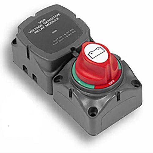Battery Switch Cluster 2bat Vsr