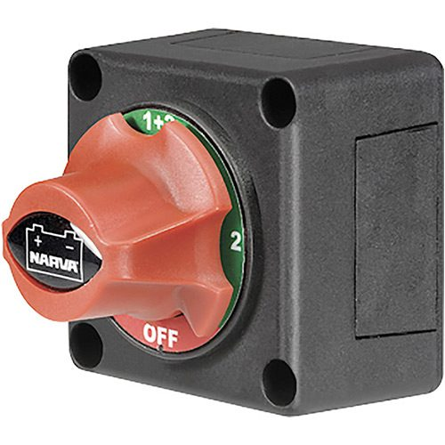 Battery Switch Narva Dual