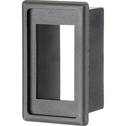 Switch Mount Panel - Single