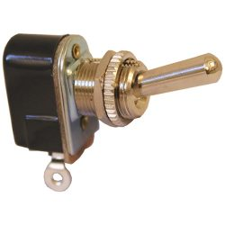 Switch Toggle Chr.brass