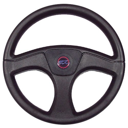 Steering Wheel Plastic 3 Spoke