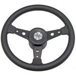 Steering Wheel Aluminium 3 Spoke