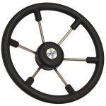 Steering Wheel S/s 6 Spoke