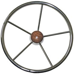 Steering Wheel S/s Dished