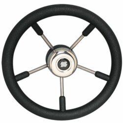 Steering, Engine & Fuel
