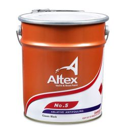 Altex #5 antifouling