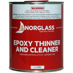 Norglass Epoxy Thinner/clean Fluid
