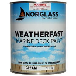 Norglass Weatherfast Deck Paint