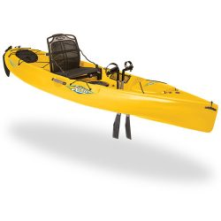 Hobie Mirage Revolution 11 in Yellow from Tamar Marine