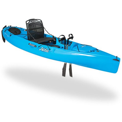Hobie Mirage Revolution 13 Kayak in Blue from Tamar Marine