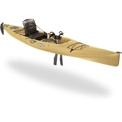 Hobie Revolution 16 Kayak in brown from Tamar Marine
