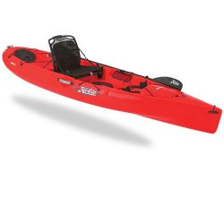 Hobie Quest 11 in Red from Tamar Marine