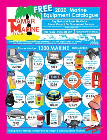 Tamar Marine Catalogue - 2020