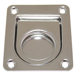Pressed Stainless Steel Flush Pull