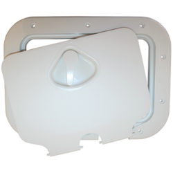 Hinged Hatches - With Removable Lids