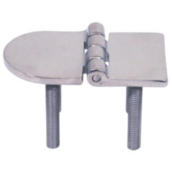 Cast Stainless Flush Hinge