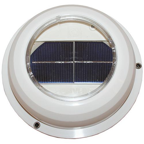 Solar Powered Exhaust Vent