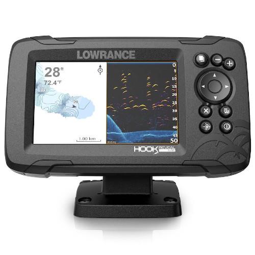 Lowrance HOOK Reveal 5X GPS with SplitShot
