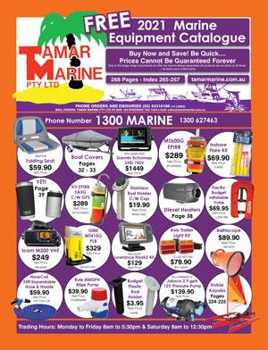 Tamar Marine Catalogue - 2021 edition