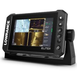 Lowrance Elite-7 FS Combo with C-Map Aus/NZ