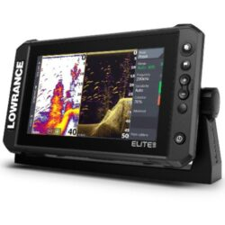 Lowrance Elite-9 FS Combo with C-Map Aus/NZ