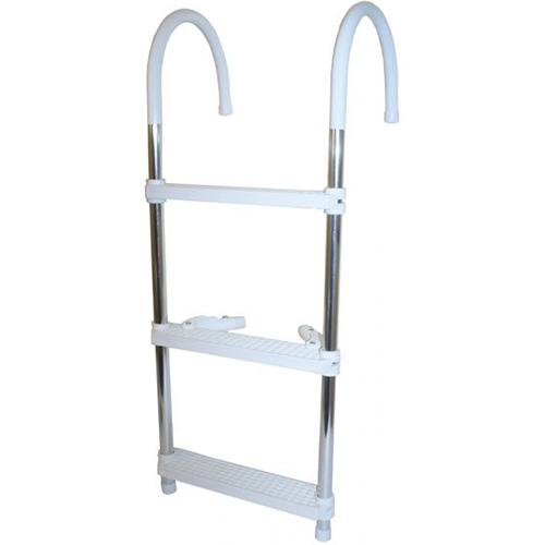 Alloy & Plastic Boarding Ladder - Budget