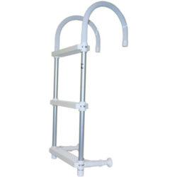 Alloy & Plastic Boarding Ladder - Deluxe