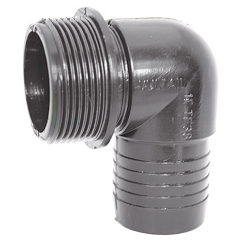 Elbow Tail Plastic Hose Fitting
