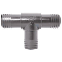 T Connector Plastic Hose Fitting