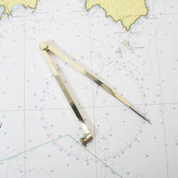Compass with Pencil Holder