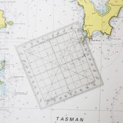 Portland Navigation Protractor