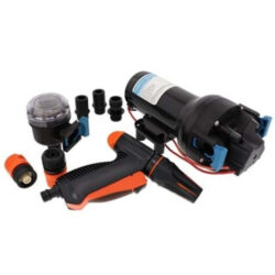 Jabsco HOTSHOT 6.0 HD Deckwash Pump Kit